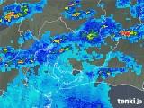 2019年08月30日の愛知県の雨雲の動き