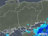 2019年08月31日の岡山県の雨雲の動き