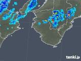 2019年09月01日の和歌山県の雨雲レーダー