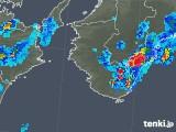 2019年09月03日の和歌山県の雨雲レーダー