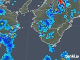 2019年09月04日の和歌山県の雨雲レーダー