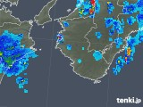 2019年09月05日の和歌山県の雨雲レーダー