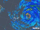 2019年09月05日の沖縄県(宮古・石垣・与那国)の雨雲レーダー