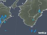 2019年09月07日の和歌山県の雨雲レーダー