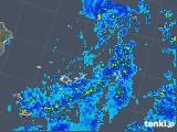 2019年09月07日の沖縄県(宮古・石垣・与那国)の雨雲レーダー