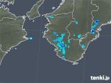 2019年09月08日の和歌山県の雨雲レーダー