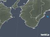 2019年09月14日の和歌山県の雨雲レーダー