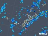 2019年09月19日の沖縄県の雨雲レーダー