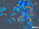 2019年09月20日の沖縄県の雨雲レーダー