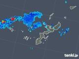 2019年09月29日の沖縄県の雨雲レーダー