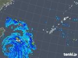 2019年09月30日の沖縄地方の雨雲レーダー