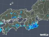 2019年09月30日の近畿地方の雨雲レーダー