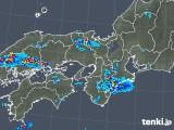 2019年10月01日の近畿地方の雨雲レーダー