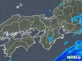 2019年10月11日の近畿地方の雨雲レーダー