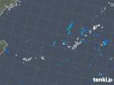 2019年10月16日の沖縄地方の雨雲レーダー