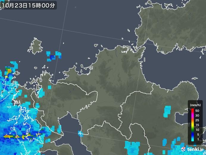 時間 福岡 雨雲 レーダー 24