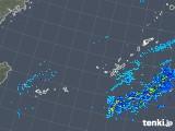 2019年12月11日の沖縄地方の雨雲レーダー