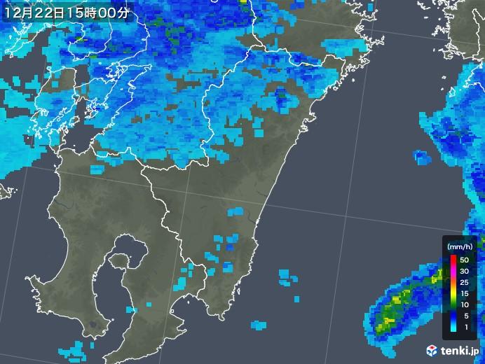 レーダー 宮崎 雨雲