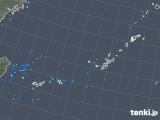 2019年12月23日の沖縄地方の雨雲レーダー