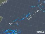 2019年12月26日の沖縄地方の雨雲レーダー