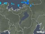 2020年01月01日の滋賀県の雨雲レーダー