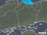 雨雲レーダー(2020年01月03日)