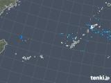 2020年01月04日の沖縄地方の雨雲レーダー