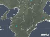 2020年01月05日の奈良県の雨雲レーダー