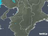 2020年01月06日の奈良県の雨雲レーダー