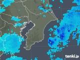2020年01月12日の千葉県の雨雲レーダー