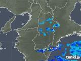 2020年01月23日の奈良県の雨雲レーダー