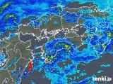 雨雲レーダー(2020年01月27日)