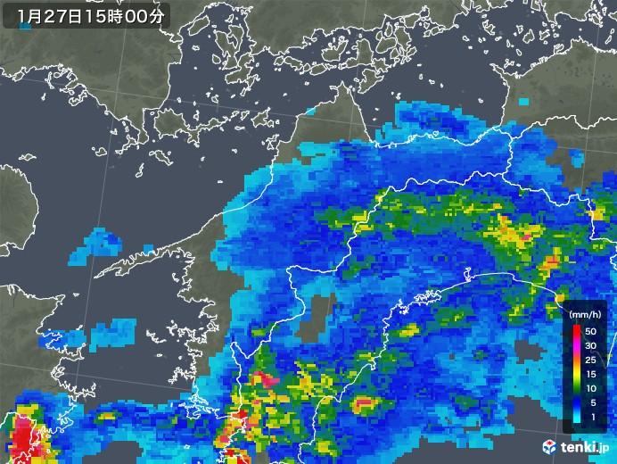 四国 中央 市 天気 雨雲 レーダー