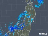 雨雲レーダー(2020年01月30日)