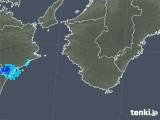 2020年01月30日の和歌山県の雨雲レーダー