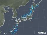 雨雲レーダー(2020年01月31日)
