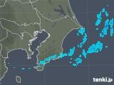 2020年01月31日の千葉県の雨雲レーダー