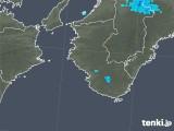 2020年02月05日の和歌山県の雨雲レーダー