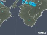 2020年02月08日の和歌山県の雨雲レーダー
