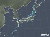 雨雲レーダー(2020年02月09日)