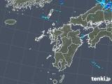 雨雲レーダー(2020年02月10日)