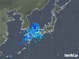 雨雲レーダー(2020年02月12日)