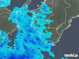 2020年02月12日の和歌山県の雨雲レーダー