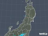雨雲レーダー(2020年02月14日)