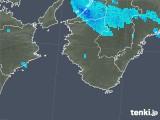2020年02月15日の和歌山県の雨雲レーダー