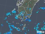雨雲レーダー(2020年02月15日)
