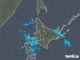 雨雲レーダー(2020年02月17日)