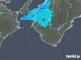 2020年02月17日の和歌山県の雨雲レーダー