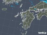 雨雲レーダー(2020年02月18日)
