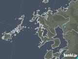 雨雲レーダー(2020年02月19日)